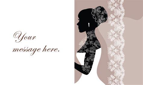 elegant wedding planner business card design