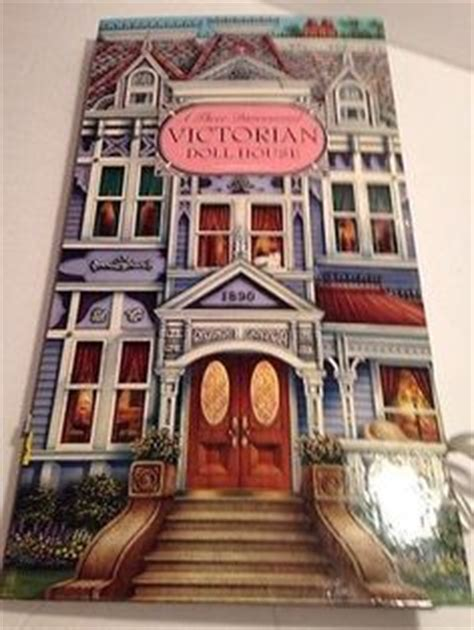 doll house victorian pop up template 164 best dolls house books images on pinterest in 2018