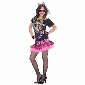Robe Année 80 : costume robe ann es 80 femme ~ Dallasstarsshop.com Idées de Décoration