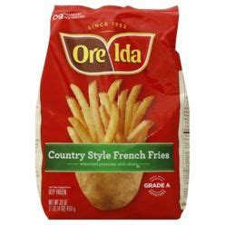 Oreida French Fries, Country