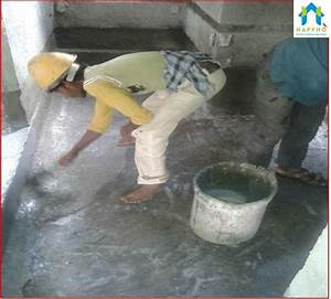 How To Properly Do Waterproofing For Toilet And Utility