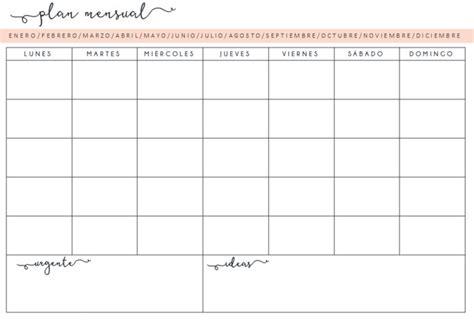 p3 png (700×476) Organizadores mensuales Organizador