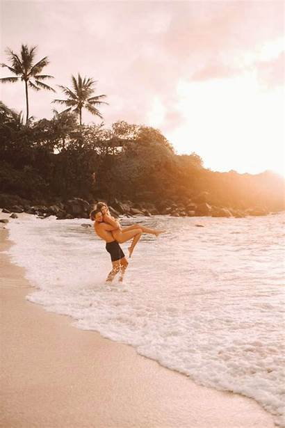 Hawaii Oahu Couples Snorkeling Surfing Maui Gq