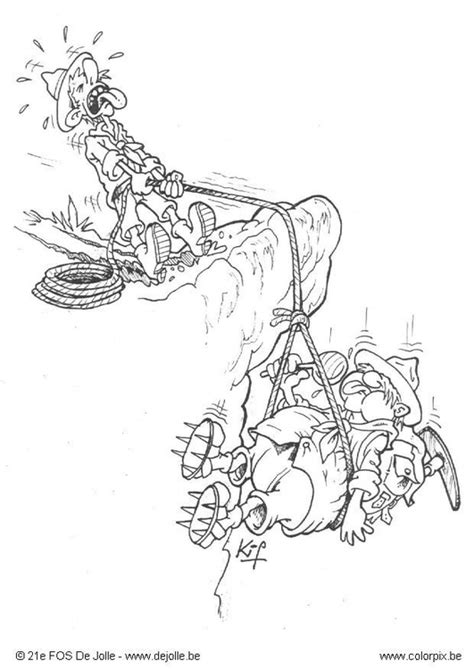 Kleurplaat Klimmen by Coloring Page Climbing Img 4751 Images