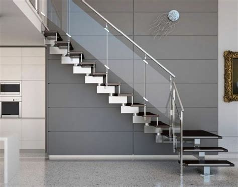 Moderne Treppengeländer Innen by Ausgefallene Treppengel 228 Nder Designs F 252 R Die Innentreppe