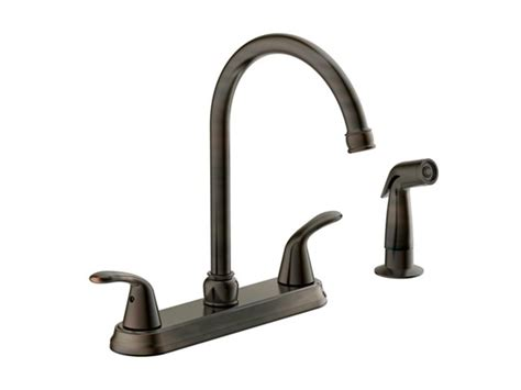 brushed bronze kitchen faucets kitchen faucet brushed bronze