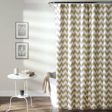chevron curtains walmart chevron shower curtain taupe walmart