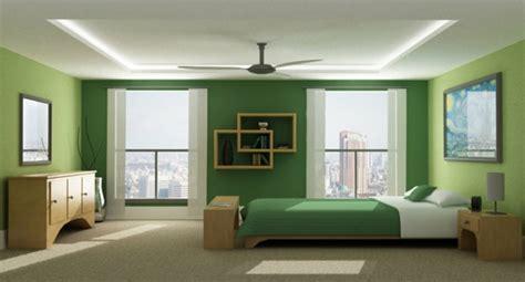 Interessante Und Moderne Lichtgestaltung Im Schlafzimmer by 55 Ideen F 252 R Gr 252 Ne Wandgestaltung Im Schlafzimmer