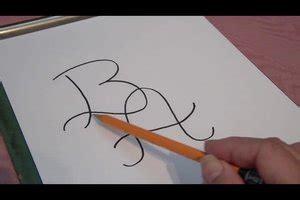 schriftarten selbst erstellen coole schriften selbst gestalten so geht s am zeichenbrett