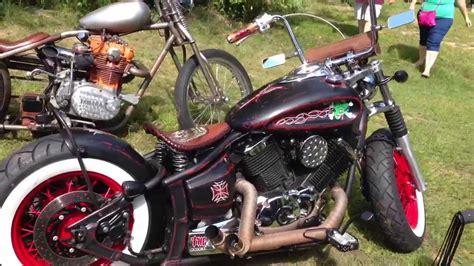 Rat Rod Motorcycles Bobber Rice O Rama