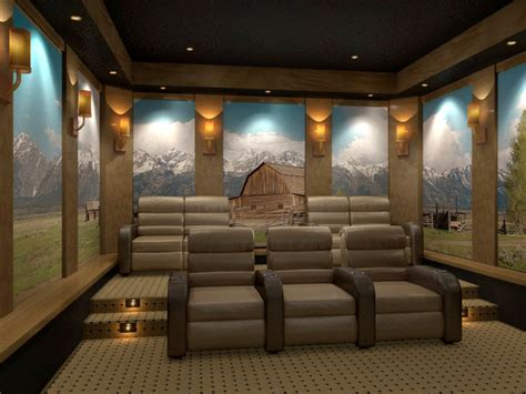 65+ Home Theater And Media Room Design Ideas (photo Gallery
