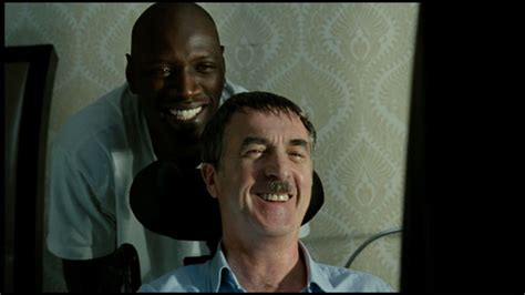 intouchables clip shave hollywood reporter