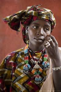 Mali Africa Women
