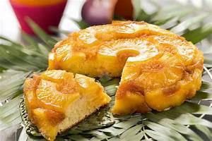Plat A Gateau : gateau ananas recette bolo abacaxi gourmand ~ Teatrodelosmanantiales.com Idées de Décoration
