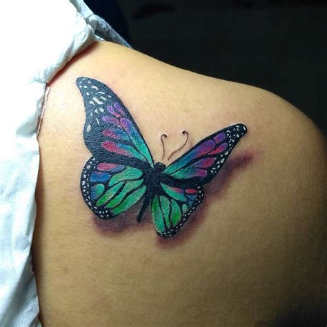 butterfly tattoo designs meanings cute