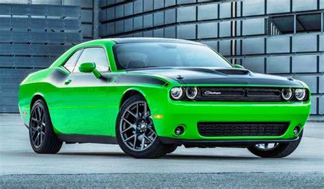 2019 Dodge Challenger Concept Redesign