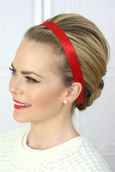 chic christmas party hairstyles  start  hairstyles