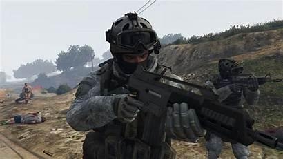 Army Rangers Company Ranger Shadow Skin Gta5