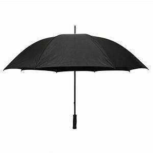 Firm Grip 5 ft Golf Umbrella in All Black-38124 - The