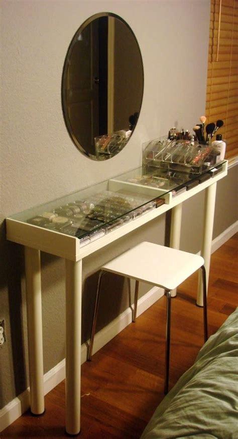 diy vanity table plans penteadeira espelho e espa 231 o para maquiagem