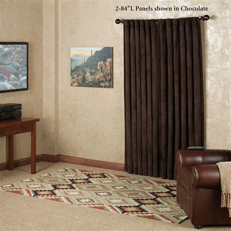 Absolute Zero Curtains by Absolute Zero Eclipse Home Theater Blackout Curtain Panels