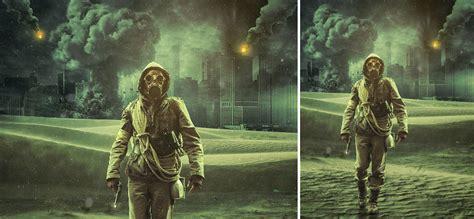 Photoshop Tutorial: How to Create an Apocalypse Scene