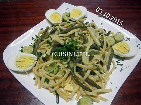 plat cuisiné regime recette de plat de légumes pâtes œufs régime