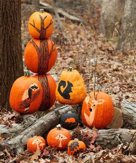 beautiful pumpkin halloween decoration inspirations