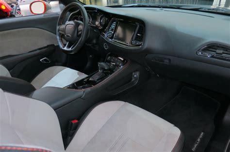 dodge challenger interior concept black and dodge challenger car autos gallery