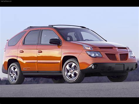 how it works cars 2004 pontiac aztek electronic throttle control pontiac aztek rally 2004 pictures information specs