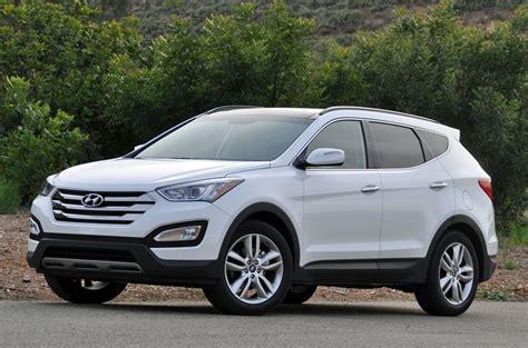 Ranked Suv by Used Car Award 2016 Hyundai Santa Fe Ranked Most