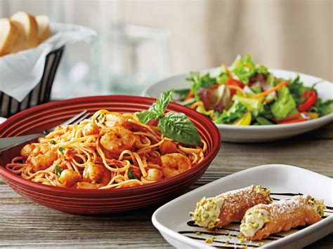cuisine pasta carrabba s free food deal million dishes business insider