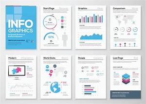 25 best free infographic elements css author With free ai templates