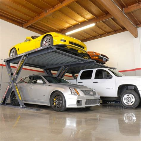 autostacker pl sr parking lift car lift parking system