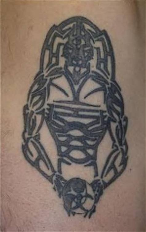 awesome tribal warrior tattoos