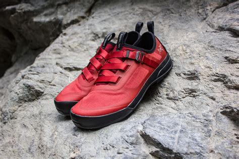 arcteryx arakys approach shoe review vertical gear