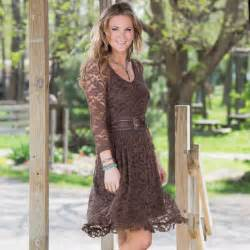 Western Cowgirl Lace Dresses