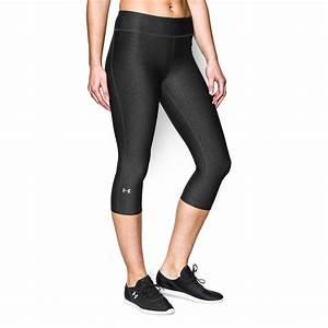 Under Armour HeatGear Womenu0026#39;s Alpha Capri Running Tights | SportsShoes.com