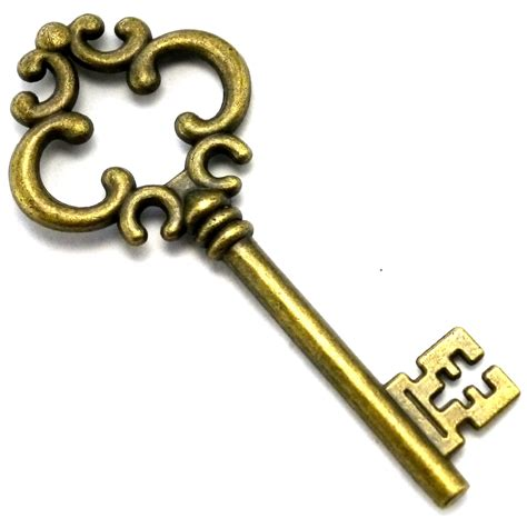 Clipart Key Vintage Key Classic To Lock The Doors Clipart Free