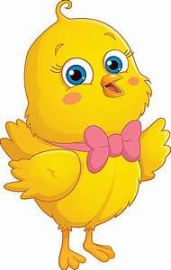 Baby Chick Cartoon Images - Free Clipart