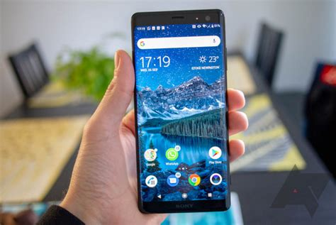 sony xperia xz3 review after years of mediocrity sony is