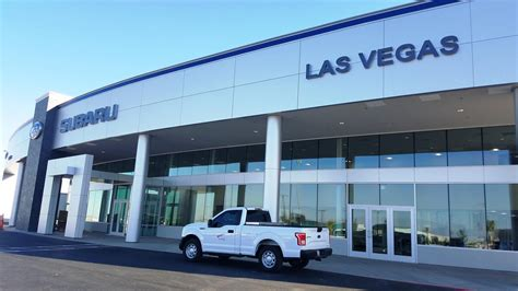 Dealership Las Vegas by Historic Findlay Dealership Subaru Of Las Vegas Has Moved