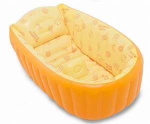 Hhobake Baby BathtubInflatable Baby Bathing Tubs And