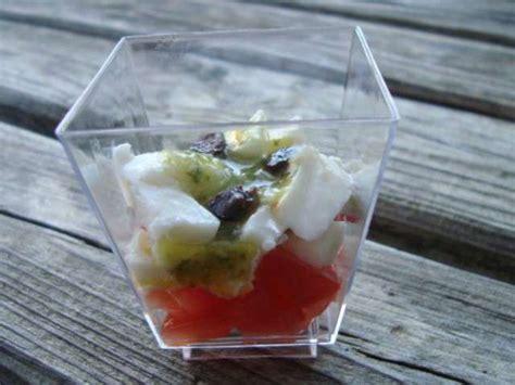 cuisine m iterran nne recettes de verrines de lacuisineméditerraneenne