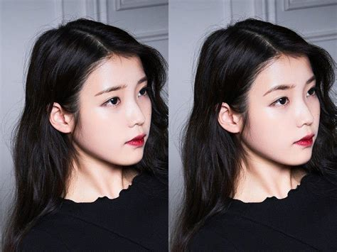 Iu Reveals Her Secret R-rated Method To Make Hair Grow
