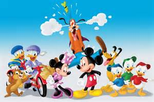 Disney Mickey Mouse Clubhouse Characters