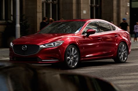 2018 Mazda6 Gets Reloaded With A Second Power Plant Choice