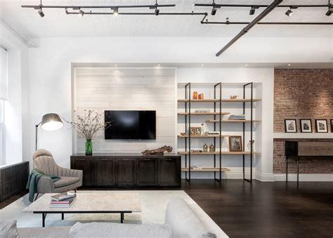 white oak flooring soho loft dhd architecture interior design
