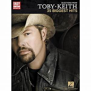 Hal Leonard Selections From Toby Keith: 35 Biggest Hits ...