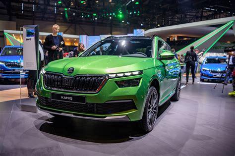 Mqb A0 Skoda Kamiq Debuts At 2019 Geneva Motor Show